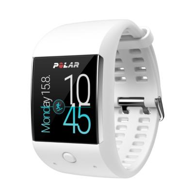 Polar  M600 Fitness Smartwatch mit GPS Weiß | 0725882036014