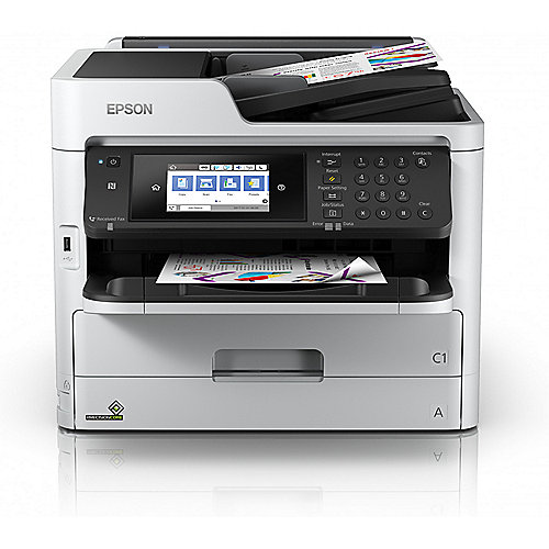EPSON WorkForce Pro WF-C5790DWF Multifunktionsdrucker Scanner Kopierer Fax WLAN