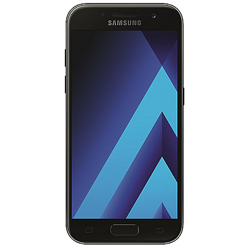 Samsung GALAXY A3 (2017) A320F black-sky Android Smartphone