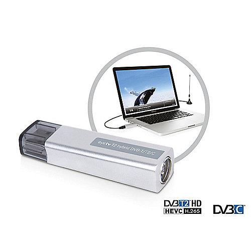 GeniaTech EyeTV T2 hybrid TV-Stick für DVB-T2 D...