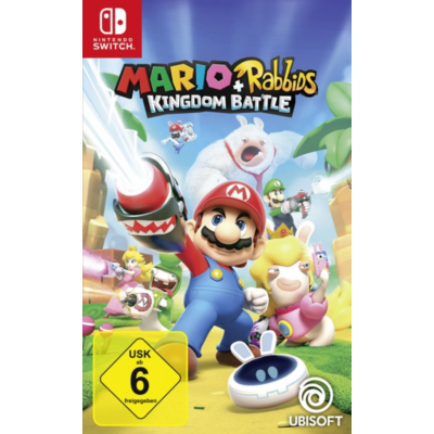 Nintendo Mario and Rabbids Kingdom Battle –  Switch | 3307216024033
