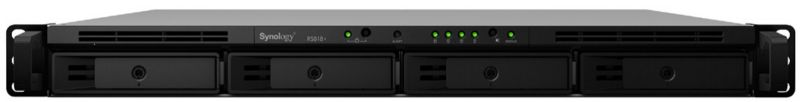 Synology Rackstation RS818+ NAS System 4-Bay