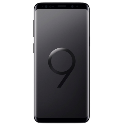 Samsung GALAXY S9 DUOS midnight black G960F 64 GB Android 8.0 Smartphone auf Rechnung bestellen