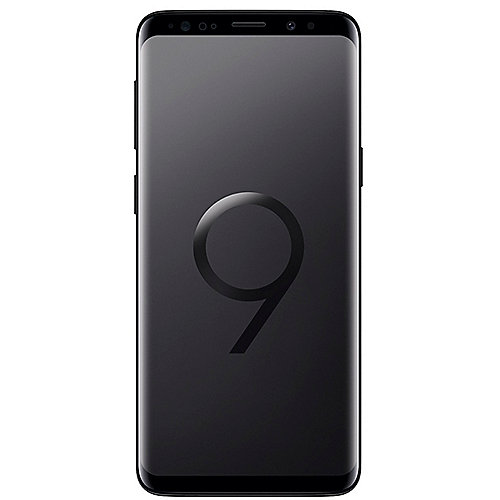 Samsung GALAXY S9 midnight black G960F 64 GB Android 8.0 Smartphone