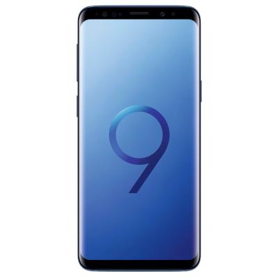 Samsung GALAXY S9 DUOS coral blue G960F 64 GB Android 8.0 Smartphone auf Rechnung bestellen