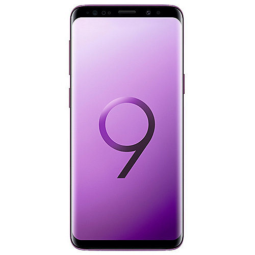Samsung GALAXY S9 lilac purple G960F 64 GB Android 8.0 Smartphone - Preisvergleich