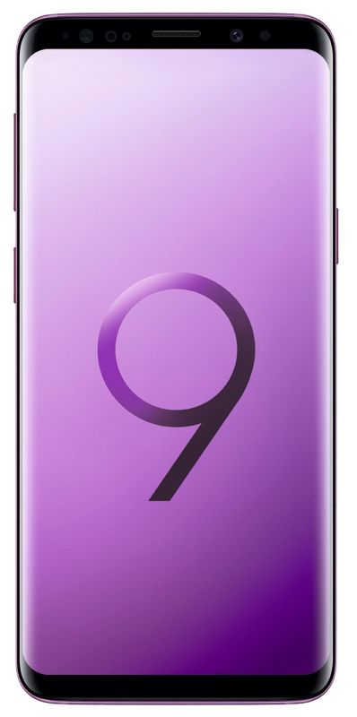 Samsung GALAXY S9 lilac purple G960F 64 GB Android 8.0 Smartphone