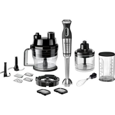 Bosch  MSM881X2 Stabmixer-Set schwarz / Edelstahl gebürstet   4242002819150