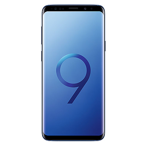 Samsung GALAXY S9+ coral blue G965F 64 GB Android 8.0 Smartphone