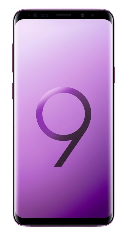 Samsung GALAXY S9+ lilac purple G965F 64 GB Android 8.0 Smartphone