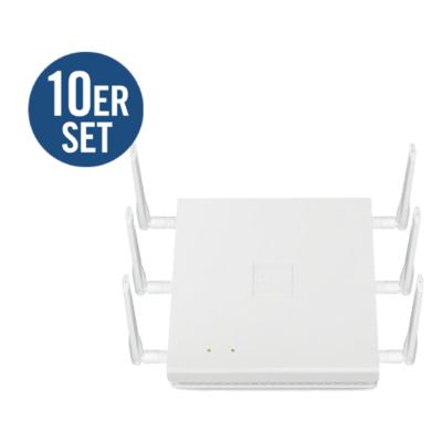 Lancom  LN-1702 Dualband 11ac-WLAN Access Point – Bulk 10er Pack | 4044144617669
