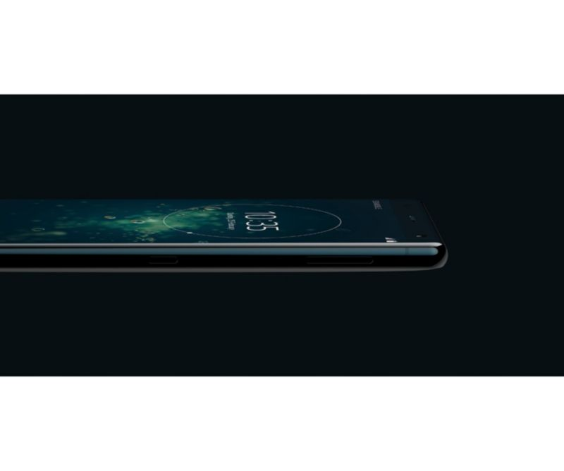 Sony Xperia XZ2 deep green Android 8 Smartphone