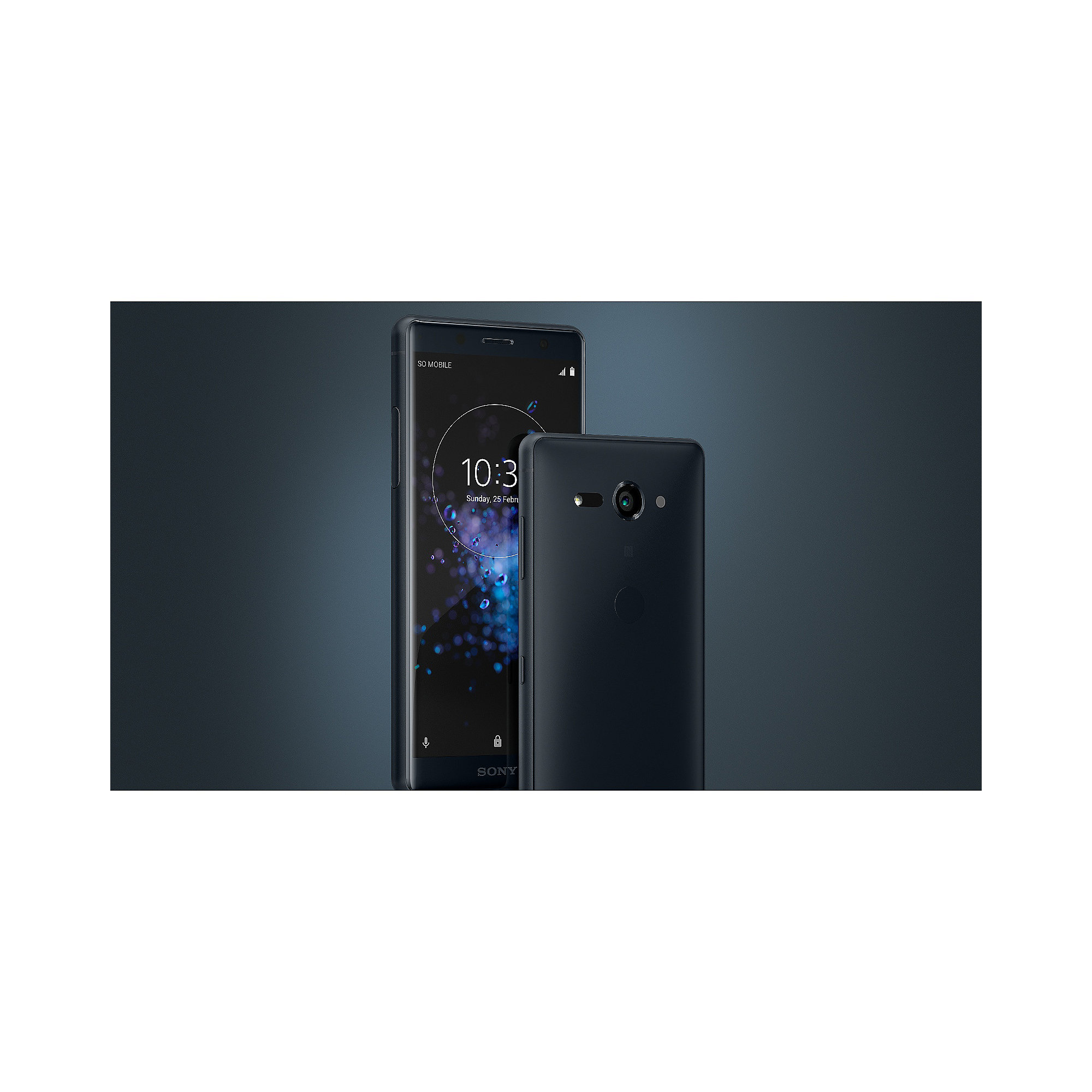 Sony Xperia XZ2 compact black Android 8 Smartphone ++ Cyberport