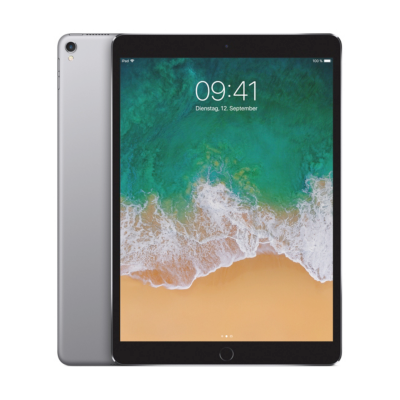 Apple iPad Pro 10,5'' 2017 Wi Fi 64 GB Space Grau MQDT2FD A auf Rechnung bestellen