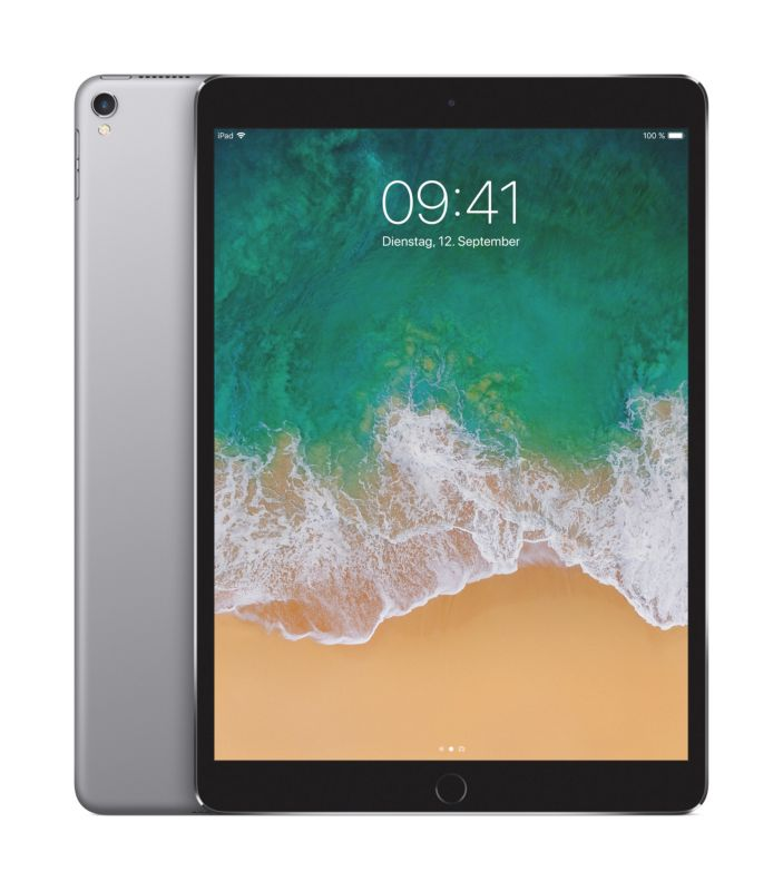 "Apple iPad Pro 10,5"" 2017 Wi-Fi 64 GB Space Grau MQDT2FD/A"