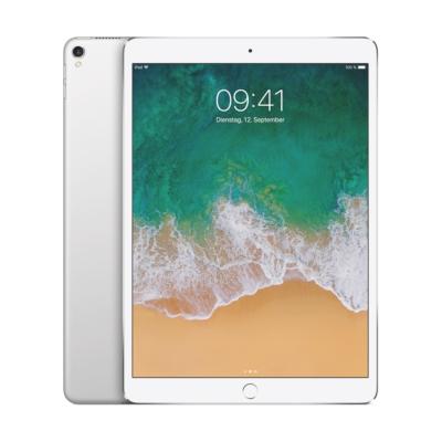 Apple iPad Pro 10,5'' 2017 Wi Fi 256 GB Silber MPF02FD A auf Rechnung bestellen