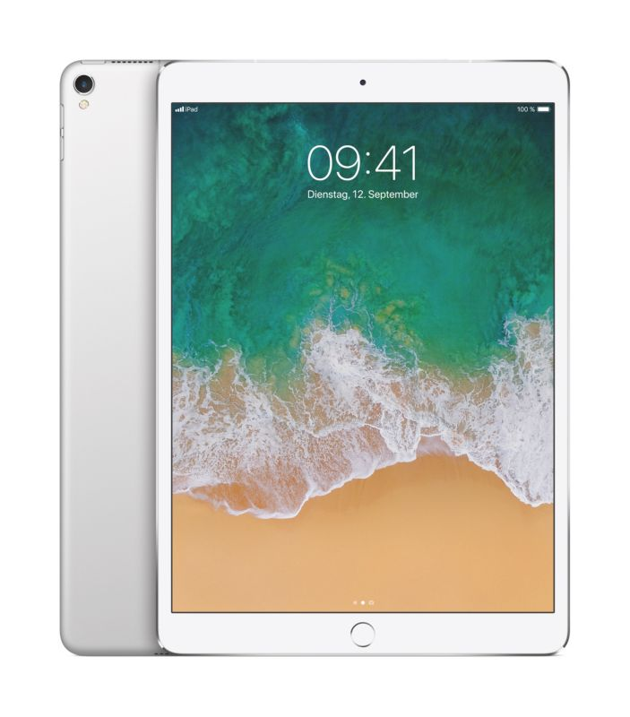 "Apple iPad Pro 10,5"" 2017 Wi-Fi + Cellular 64 GB Silber MQF02FD/A"
