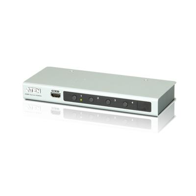 Aten  VS481B HDMI Umschalter elektronisch 4-fach 4K / Ultra HD   4719264642203