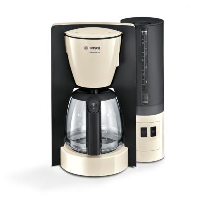 Bosch  TKA6A047 ComfortLine Filterkaffeemaschine creme/ black grey | 4242005077984