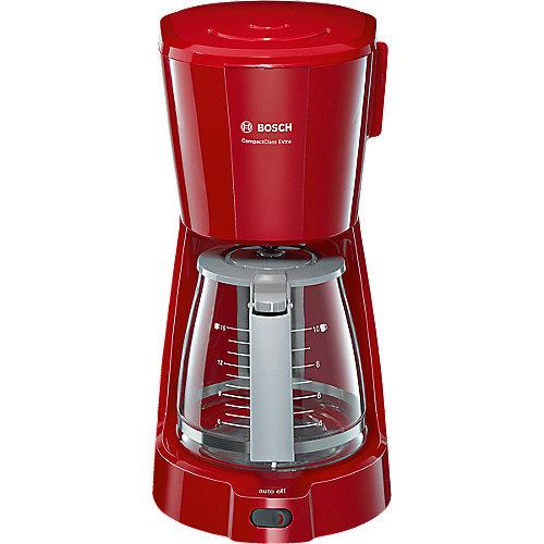 Bosch TKA3A034 CompactClass Extra Kaffeemaschine rot | 4242002717197