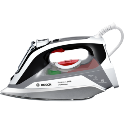 Bosch  TDI90EASY Dampfbügeleisen 2.400 W weiß schwarz   4242002947082