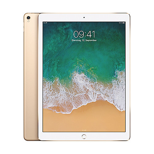 "Apple iPad Pro 12,9"" 2017 Wi-Fi 64 GB Gold MQDD2FD/A"