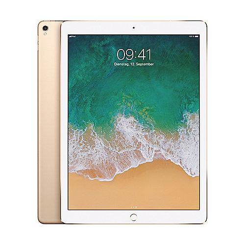 "Apple iPad Pro 12,9"" 2017 Wi-Fi + Cellular 64 GB Gold MQEF2FD/A"