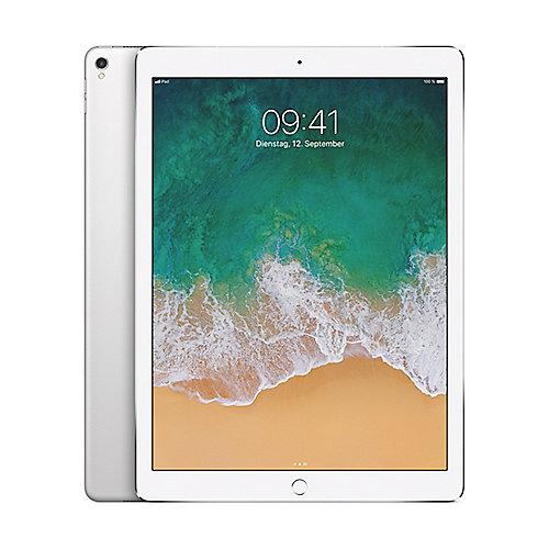 Apple iPad Pro 12,9'' 2017 Wi Fi Cellular 512 GB Silber MPLK2FD A
