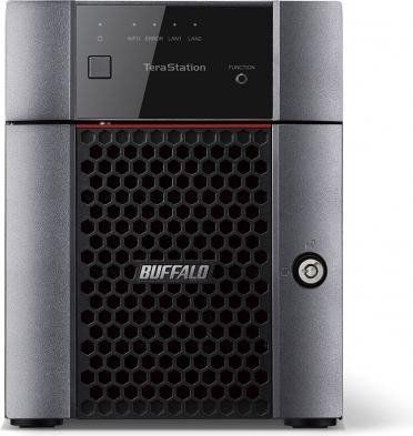 Buffalo TeraStation 3410 NAS System 4-Bay 4TB