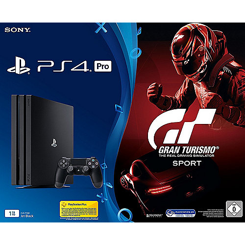 Sony PlayStation 4 Pro Gran Turismo Sport Bundl...