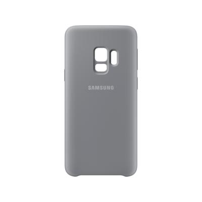 Samsung  EF-PG960 Silicone Cover für Galaxy S9 grau | 8801643106201