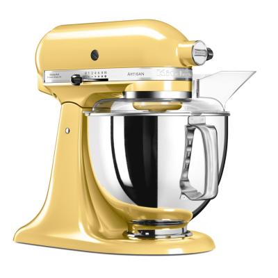 KitchenAid  ARTISAN 5KSM175PSEMY Küchenmaschine 300W 4,8L pastellgelb | 5413184200565
