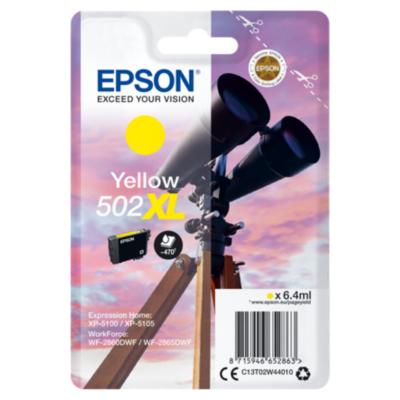 Epson  C13T02W44010 Druckerpatrone 502 XL Gelb   8715946652863