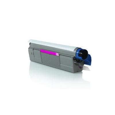 HQ Patronen Alternative zu OKI 43381906 Toner Magenta für ca. 6.000 Seiten | 4057032148954