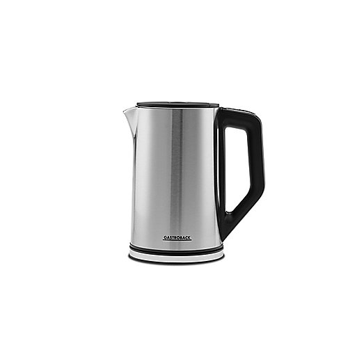 Gastroback 42435 Design Wasserkocher Cool Touch   4016432424365