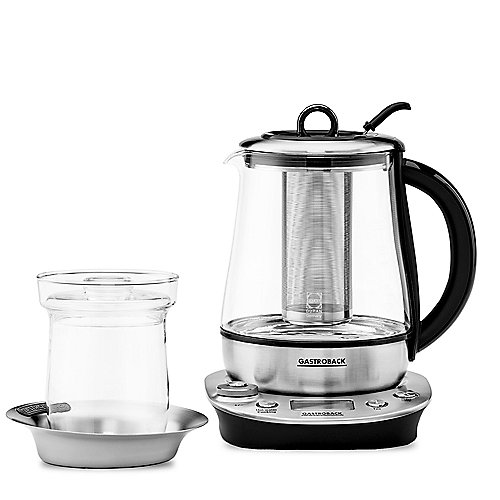 Gastroback 42438 Design Tea and More Advanced Tee- und Wasserkocher   4016432424389