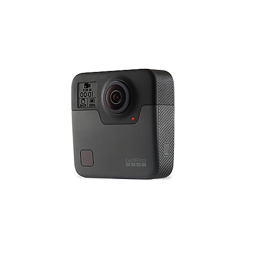 GoPro Fusion Black 360° Action Cam