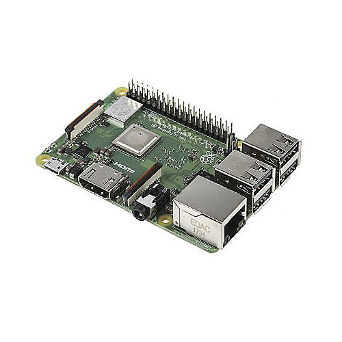 Raspberry Pi 3 Modell B+ 1 GB