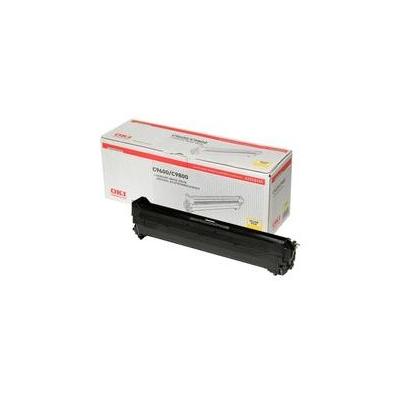 OKI  42918105 Original Bildtrommel Gelb für ca. 30.000 Seiten | 5031713026549