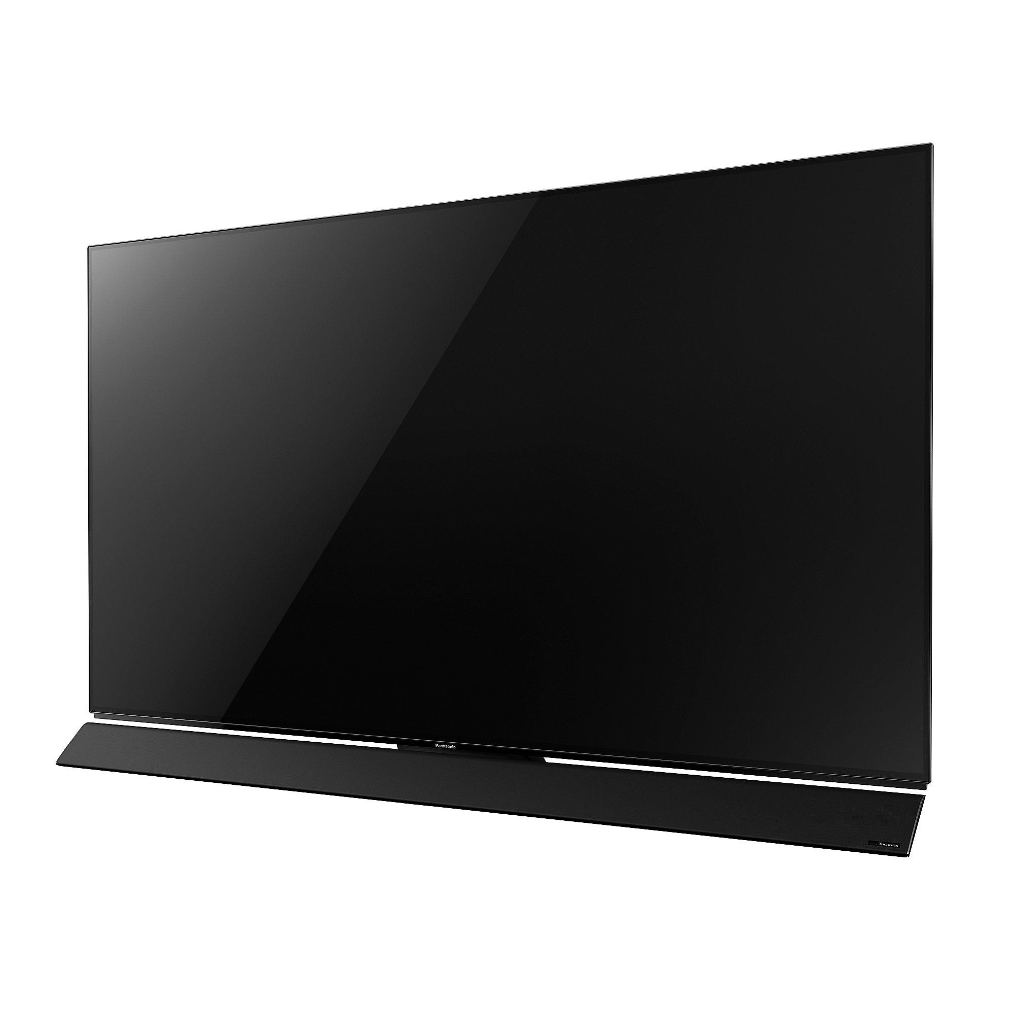 panasonic tx 65fzw954 oled 164cm 65 uhd smart fernseher. Black Bedroom Furniture Sets. Home Design Ideas