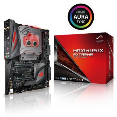 Asus  ROG MAXIMUS IX EXTREME Z270 ATX Mainboard 1151 DP/HDMI/M.2/WIFI/BT/USB3.1 | 4712900663716