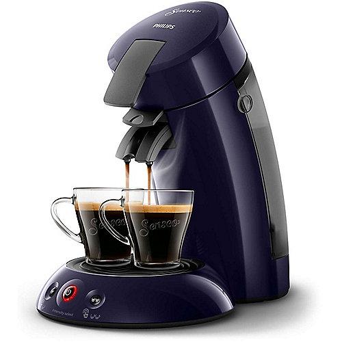 Senseo Original HD6554/40 Padmaschine mit Kaffee-Boost violett | 8710103822752