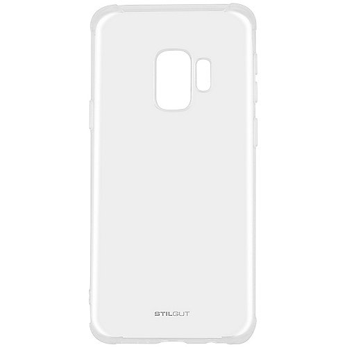 StilGut Clear Case für Samsung Galaxy S9 transparent