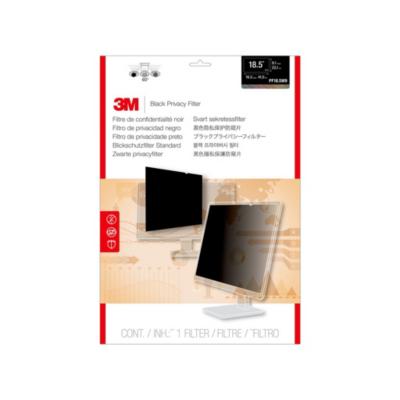 3M  PF185W9B Blickschutzfilter Black für 18,5 Zoll (46,99cm) 98044054280 | 0051128788523