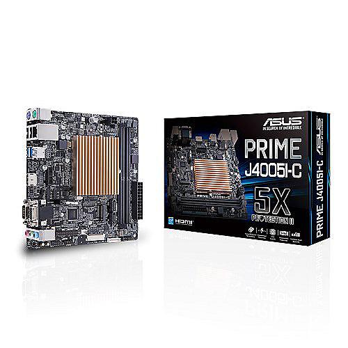 ASUS Prime J4005I-C Celeron SoC HDMI/VGA/parall...