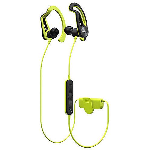 SE-E7BT(Y) In-Ear Kopfhörer Bluetooth Sport wassergeschützt, Gelb | 4573243091785