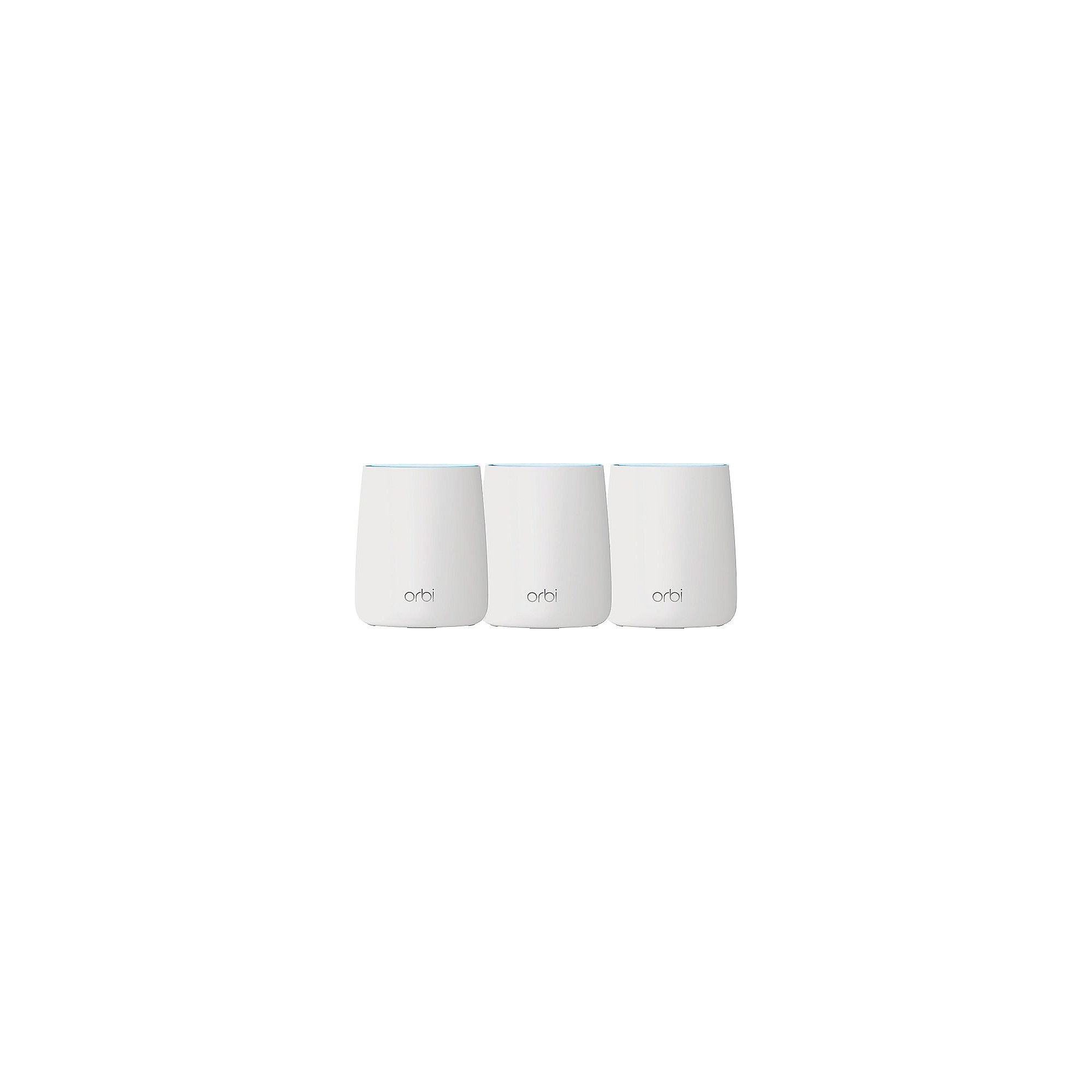Netgear ORBI AC2200 Tri-Band WLAN System Set (Router + Satellit) RBK23