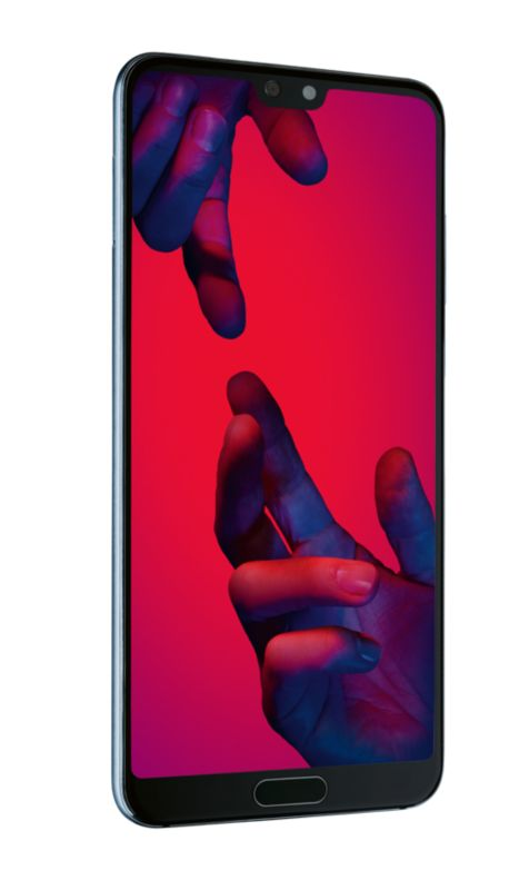 HUAWEI P20 Pro blue Dual-SIM Android 8.0 Smartphone mit Leica Triple-Kamera