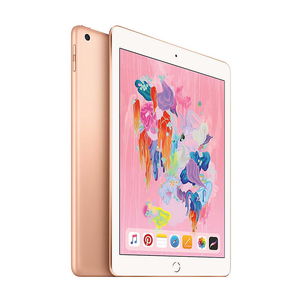 "Apple iPad 9,7"" 2018 Wi-Fi 32 GB Gold (MRJN2FD/A)"