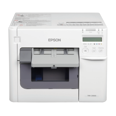 Epson  ColorWorks C3500 012CD Etikettenfarbdrucker LAN | 8715946539324